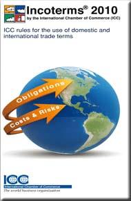 Optimexport sortie de la derni re version des incoterms for Cci chambre de commerce internationale