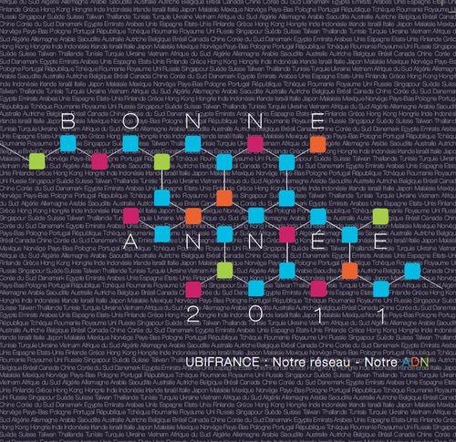 Voeux 2011 UBIFRANCE