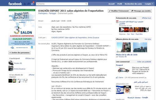 EVENEMENT D E 2011 copie