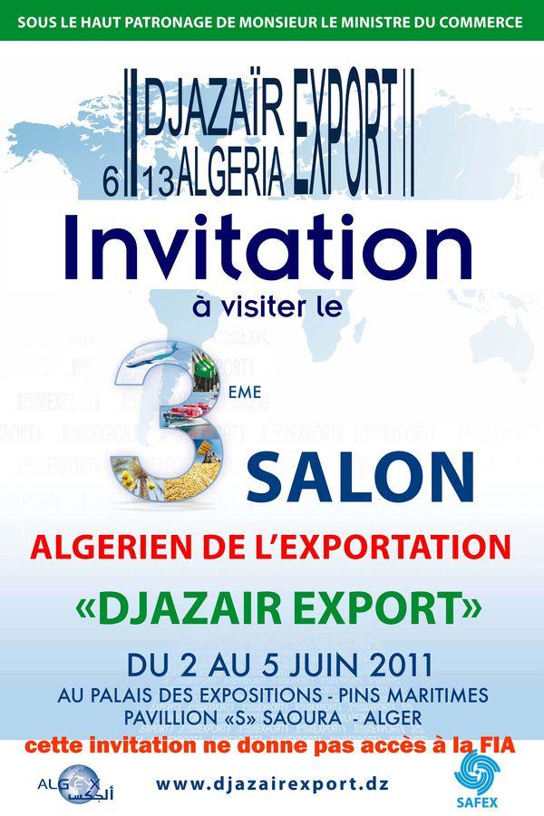 ubifrance rencontres algerie Massy